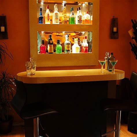 Home Wall Bar Margarita Bar And Wall Unit Home Bars Bar Furniture