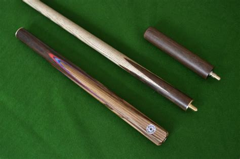 Handmade Snooker Cues Uk - 57 quot handmade spliced snooker cue rosewood with