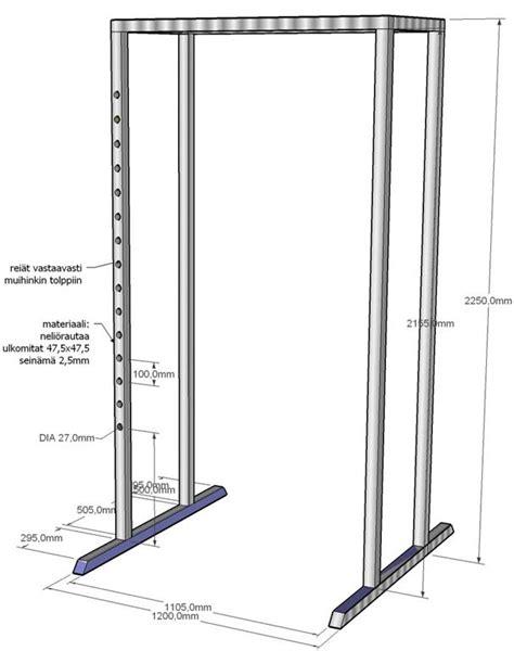 Power Rack Design power cage rack plans muscletalk co uk