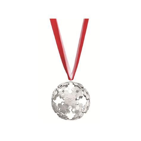 christofle annual christmas ball ornament 2017 christmas