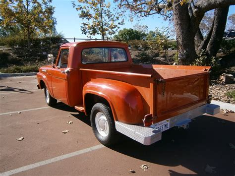 ford truck bed for sale 1961 ford f100 short bed pickup truck good original