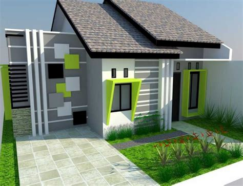 gambar desain ekterior 15 desain eksterior rumah minimalis terbaru 2018 rumah