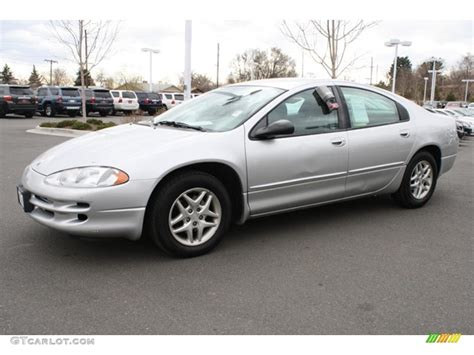 2004 dodge intrepid se bright silver metallic 2004 dodge intrepid se exterior