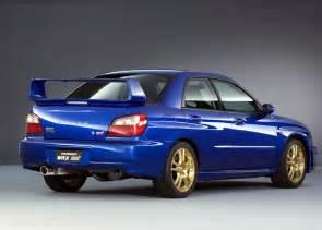 2003 Subaru Wrx Sti Subaru Impreza Wrx Sti Specs 2001 2002 2003