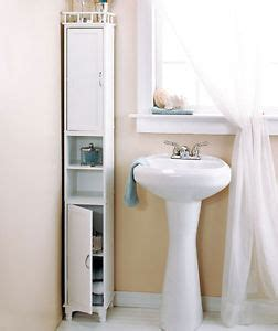 Bathroom Storage Ideas Tower Small Spaces Slim Tall Narrow Bathroom Storage Tower