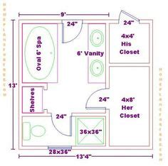 his and bathroom floor plans 1000 ideas about bathroom layout on small