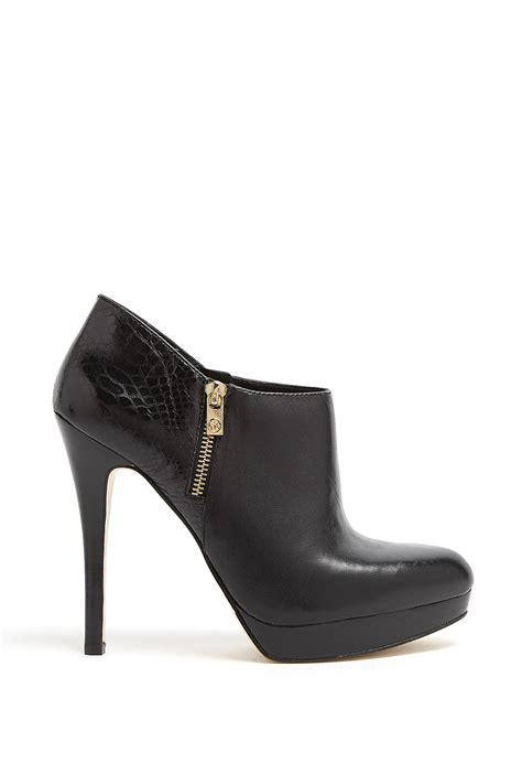 Ankle Zip by Michael Michael Kors York Side Zip Ankle Boots In