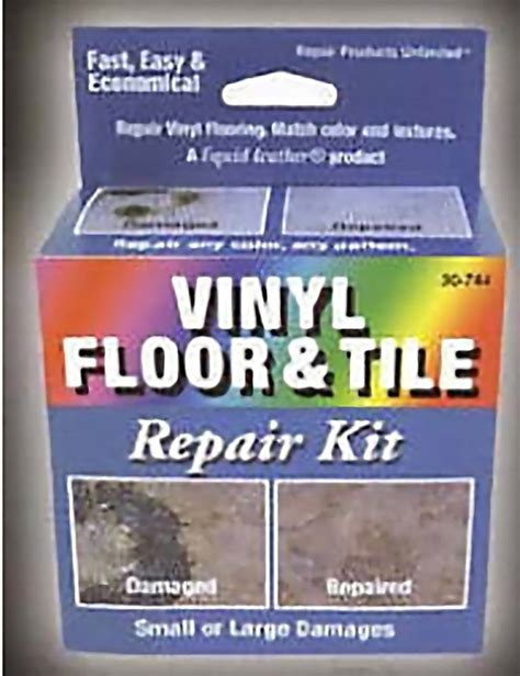 Vinyl Floor Repair Liquid Leather Vinyl Floor And Tile Repair Kit Ebay
