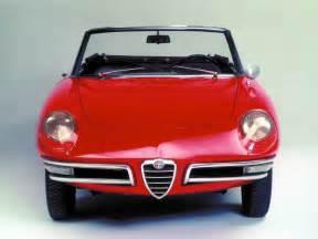 Alfa Romeo 1966 1966 Alfa Romeo Spider Photos Informations Articles