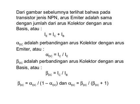 kelebihan transistor npn 28 images pengertian fungsi simbol dan prinsip transistor