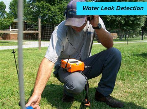 Leak Detection Services Water Leak Detection Service Melbourne