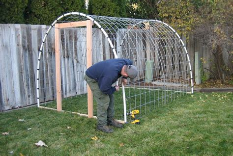 how to make a green house how to build a greenhouse with pvc