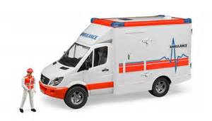 Space Wall Stickers For Kids bruder mercedes benz sprinter ambulance
