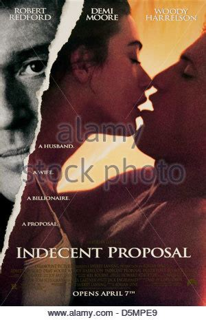 woody harrelson indecent proposal demi moore woody harrelson indecent proposal 1993 stock