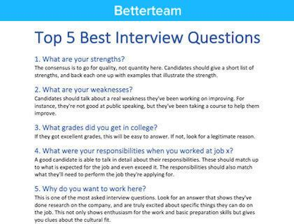 ten common interview questions tell me a little about yourself