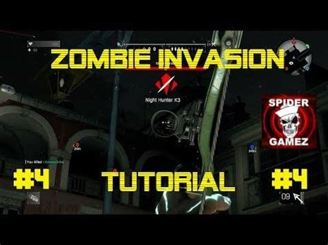 tutorial zombie invasion escape dying light zombie invasion tutorial 4 how to kill the