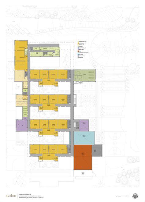 elementary school floor plan gallery of wilkes elementary school mahlum 12