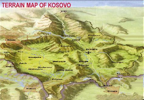 maps kosovo satellite kosovo map and kosovo satellite images