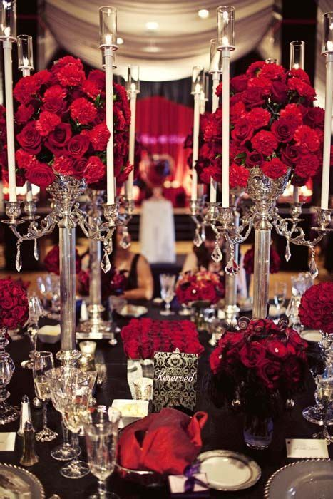 17 Best ideas about Red Table Settings on Pinterest   Red