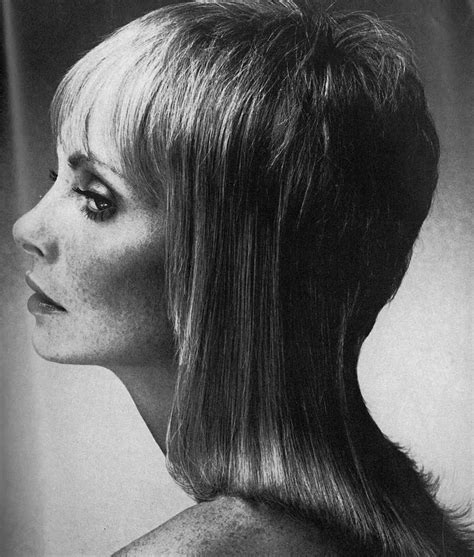 60s feather hair cut 1970 s feather cut 1970 s pinterest