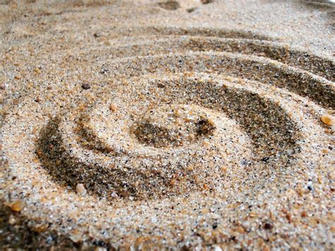 Garden Sand by 5 Reflections On Why You Need A Desktop Zen Garden From