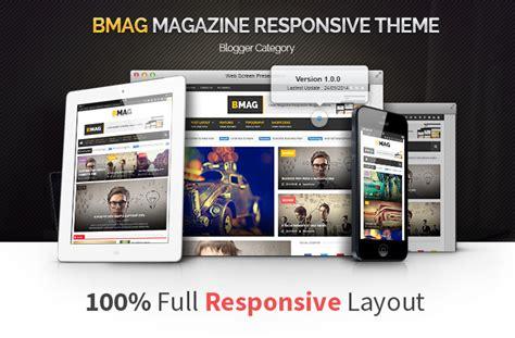 download themes blogger store v2 bmag v2 0 3 magazine responsive blogger template