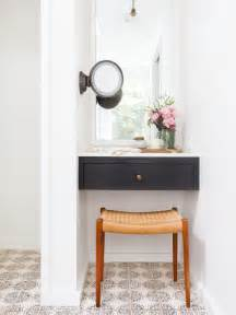 Bathroom Vanity With Makeup Station » Modern Home Design