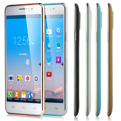 are tmobile phones unlocked 5 quot 3g unlocked android at t t mobile cell phone smartphone talk gsm gps ebay