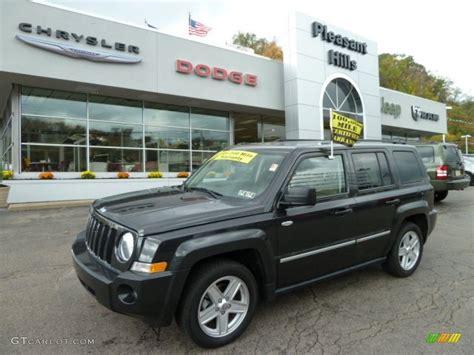 dark gray jeep patriot 2010 dark charcoal pearl jeep patriot sport 4x4 55283506