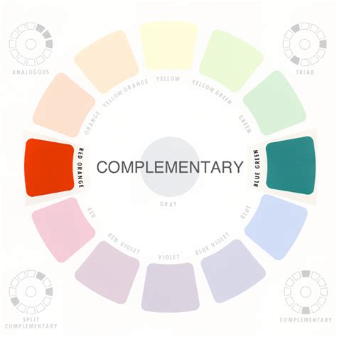 complimentary color for grey how to create your decorating accent color palette