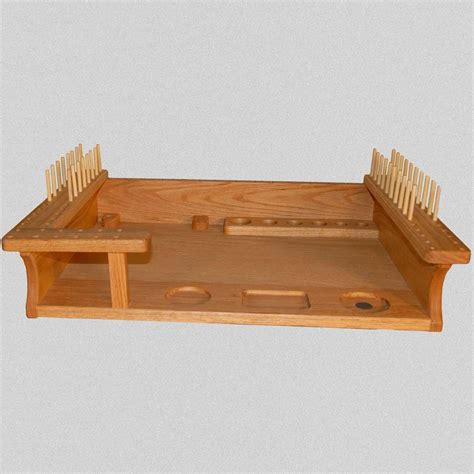 tying bench hand made fly tying bench by rainbow woodworks custommade com