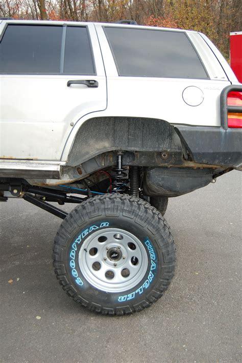 1996 Jeep Grand Lift Kit Jeep Grand 7 0 Quot Arm Lift Kit 1996 1998 Zj