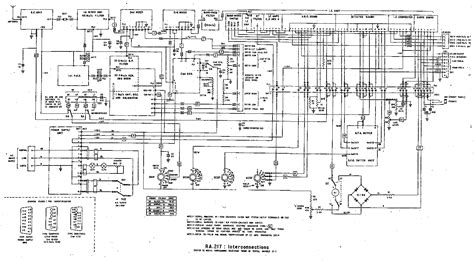 100 interconnection diagram fuel controls and point