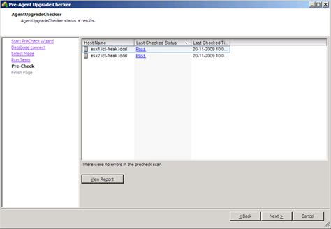 utility checks section 8 vsphere agent pre upgrade check utility ict freak nl