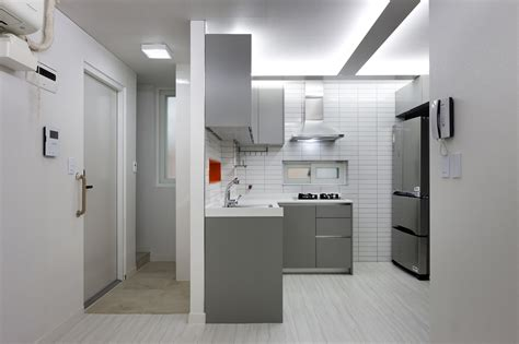 Ideas For Small Kitchens In Apartments by Modern Small Apartments In Seoul By Studio Gaon