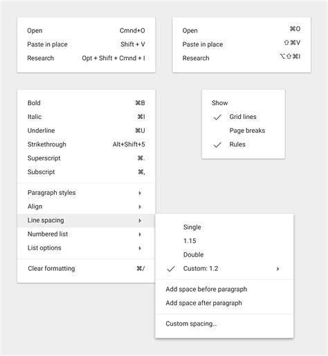 material design menu jquery menus components material design