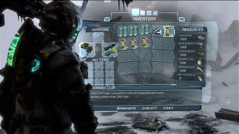 dead space 3 bench dead space 3 guide tips tricks for survival page 2