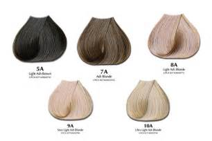ash hair color chart ash hair color chart best hair color