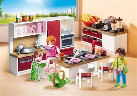 playmobil cuisine moderne modernes wohnhaus playmobil 9266 spielsachen de