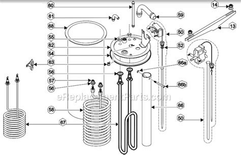 Bloomfield 8780 Parts List and Diagram : eReplacementParts.com