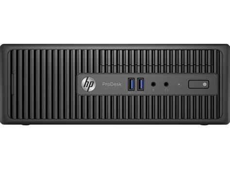 Hp Prodesk 400 G3 Mt With Intel I5 6500 Windows 10 hp prodesk 400 g3 sff intel i5 6500 6si hardware y equipo de c 243 mputo