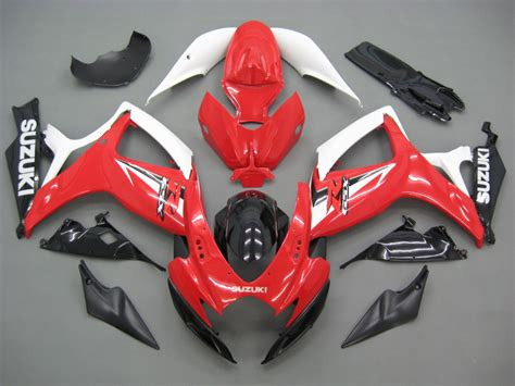 Suzuki Fairing Kits Suzuki Gsxr 750 2006 Aftermarket Road Fairing Kit
