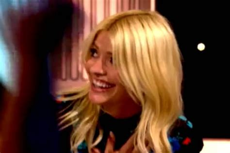 celebrity juice how many series holly willoughby exposes bum cheeks in itv celebrity juice