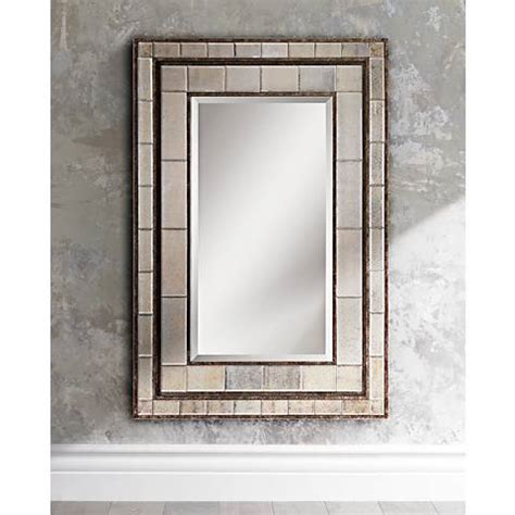 uttermost almont 50 quot high wall or floor mirror w2338 ls plus
