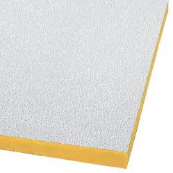 shop armstrong pebble 10 pack white textured 15 16 in drop