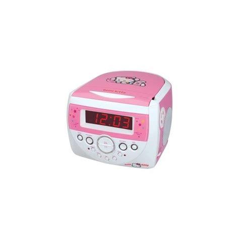 kitty kt amfm stereo alarm clock radio  cd