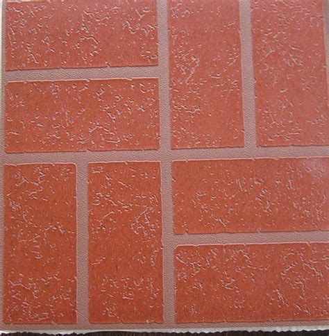 brick pattern vinyl flooring a brick in time smallhousepress