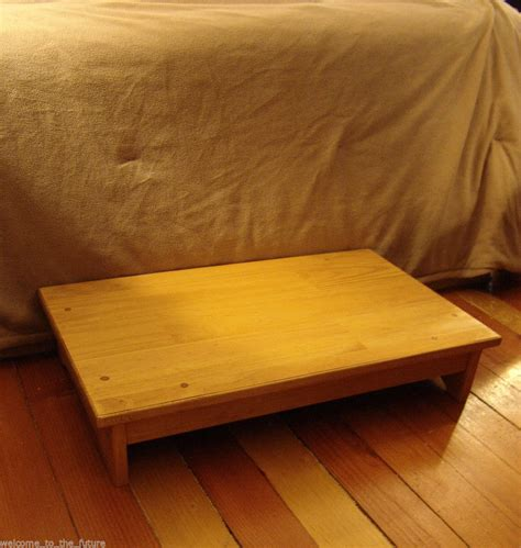 handcrafted heavy duty step stool solid wood bedside handcrafted heavy duty step stool solid wood bedside