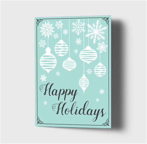 happy holidays photo card template free free printable cards gift wrap and photo cards