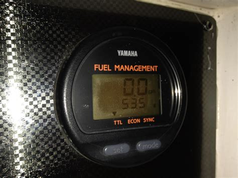 yamaha boats any good yamaha fuel management gauge the hull truth boating